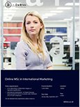 MSc in International Marketing