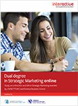 Dual MSc & MA in Strategic Marketing