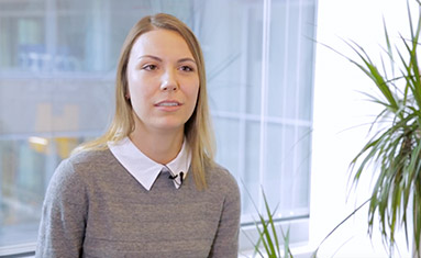 Daniela Rochow about MBA